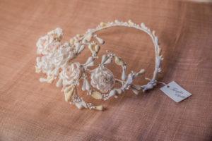 Foto de corona de novia BELGRADO C