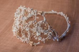 Foto de corona de novia CALCUTA C